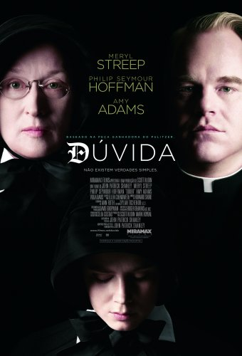 Filme Poster Dúvida DVDRip RMVB Dublado
