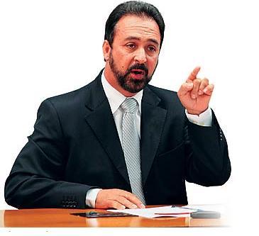Deputado Sérgio Moraes, do PTB do Rio Grande do Sul