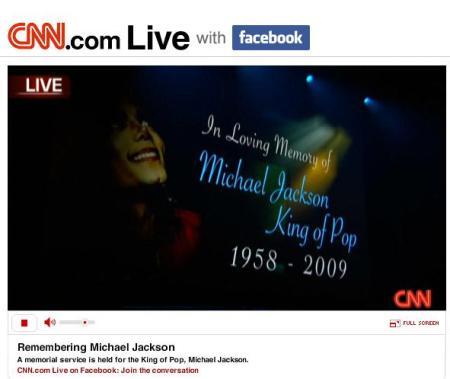 Ao vivo na CNN!